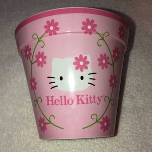 Hello Kitty Vase container